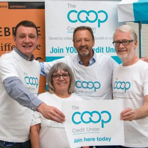 Steve Murrells joins The Co-op Credit Union