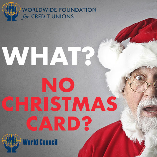 Don't Send Paper Christmas Cards This Year! Save Money And