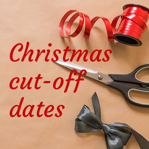 Christmas cut-off dates and festive opening times - The Co-operative Credit Union