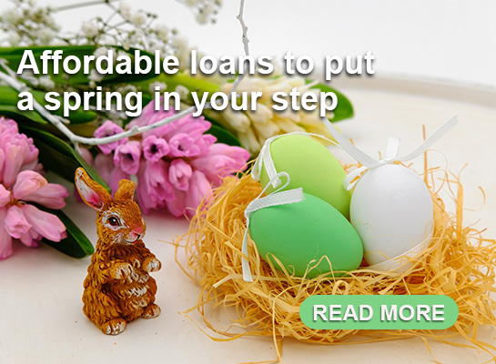 Affordable Spring Loans