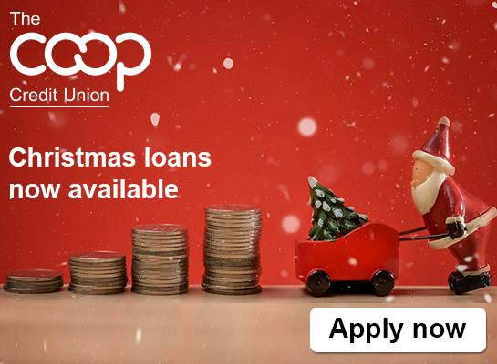 Christmas loans now available